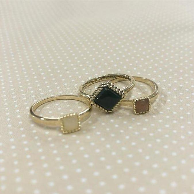 antique jewel ring set-0