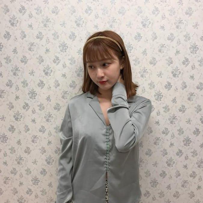 silky shirts