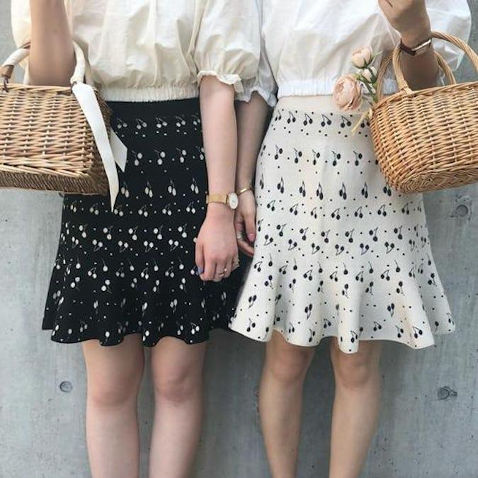 cherry skirts-0