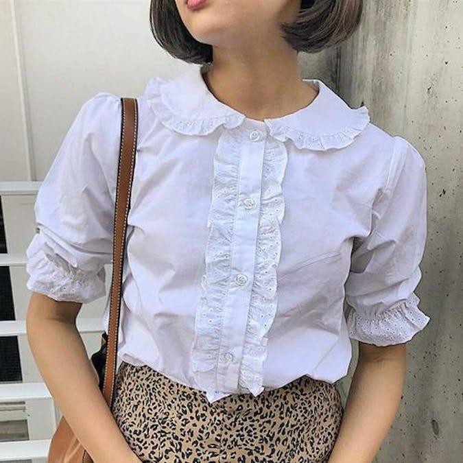 romantic blouse-0
