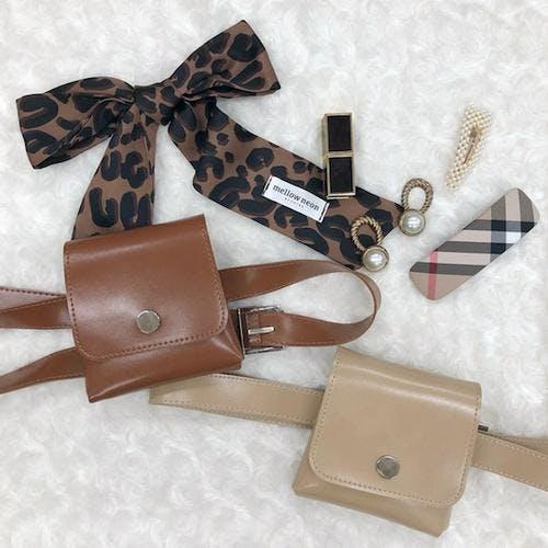 waist pocket belt bag-0