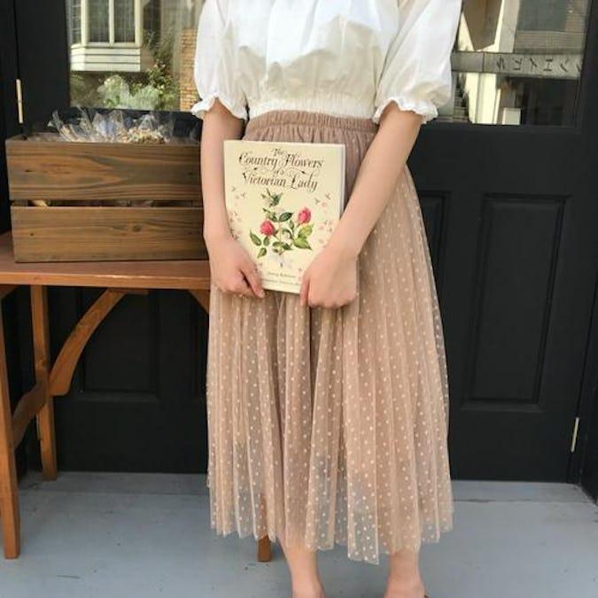 mash dot skirts-0
