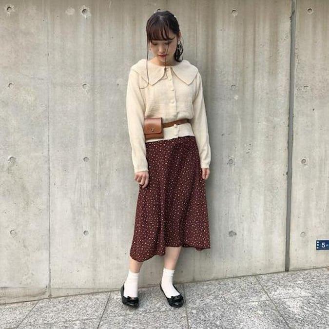 dorothy dot skirts
