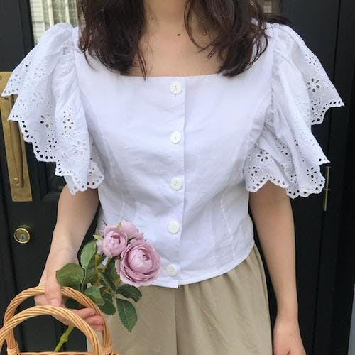 angel blouse