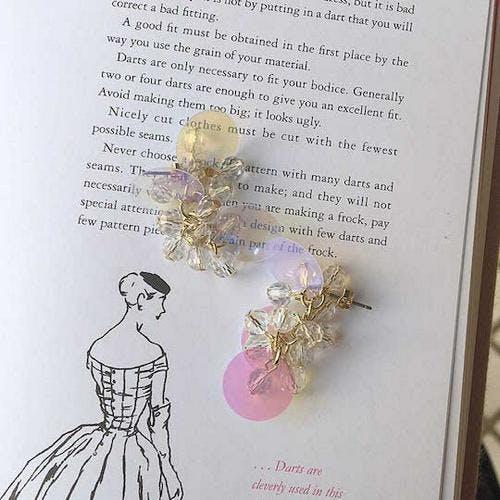 jewelry glitter pierce