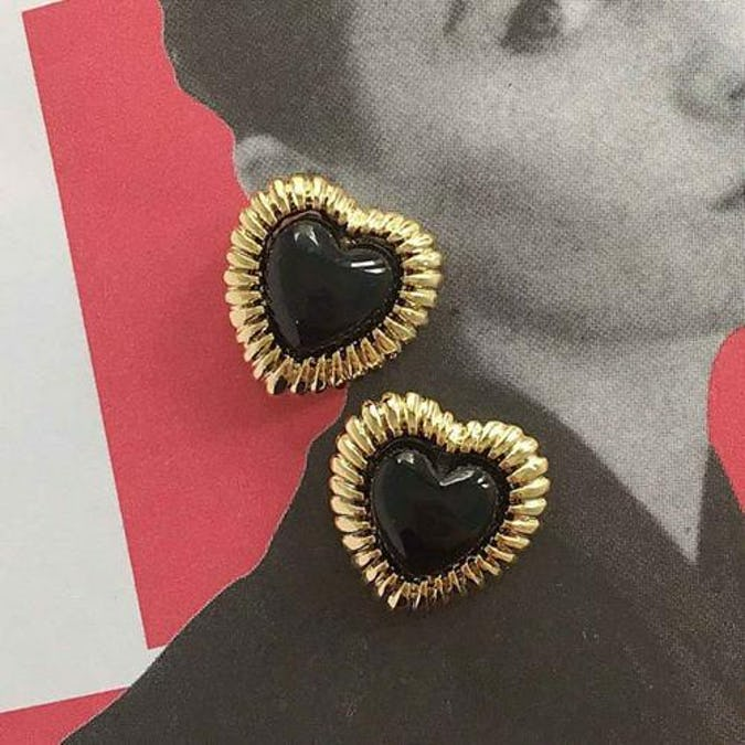 heart bling pierce-0