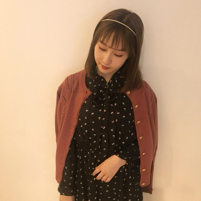 shine button cardigan