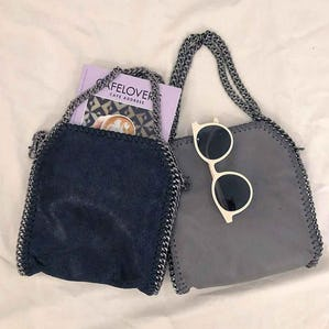 2 way chain bag