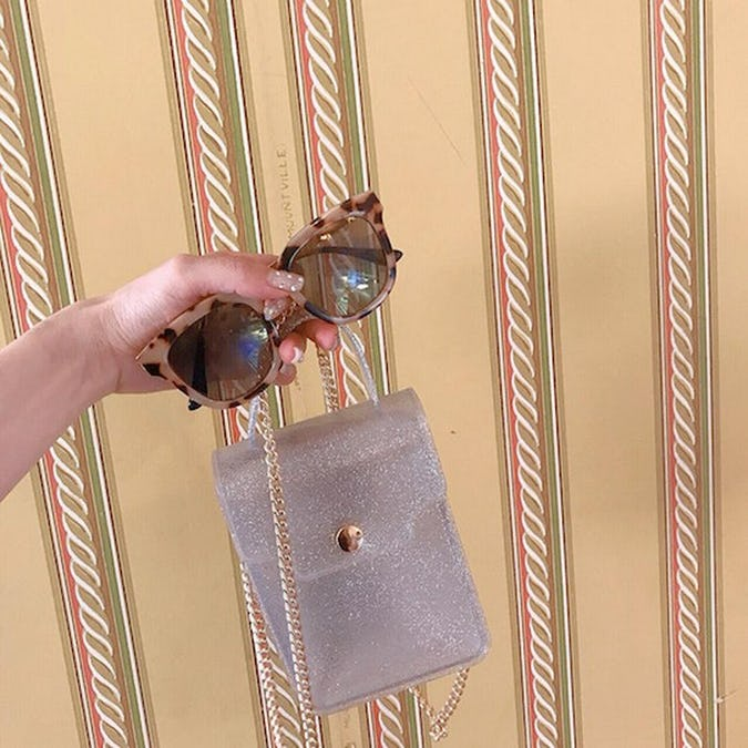 clear mini bag-0