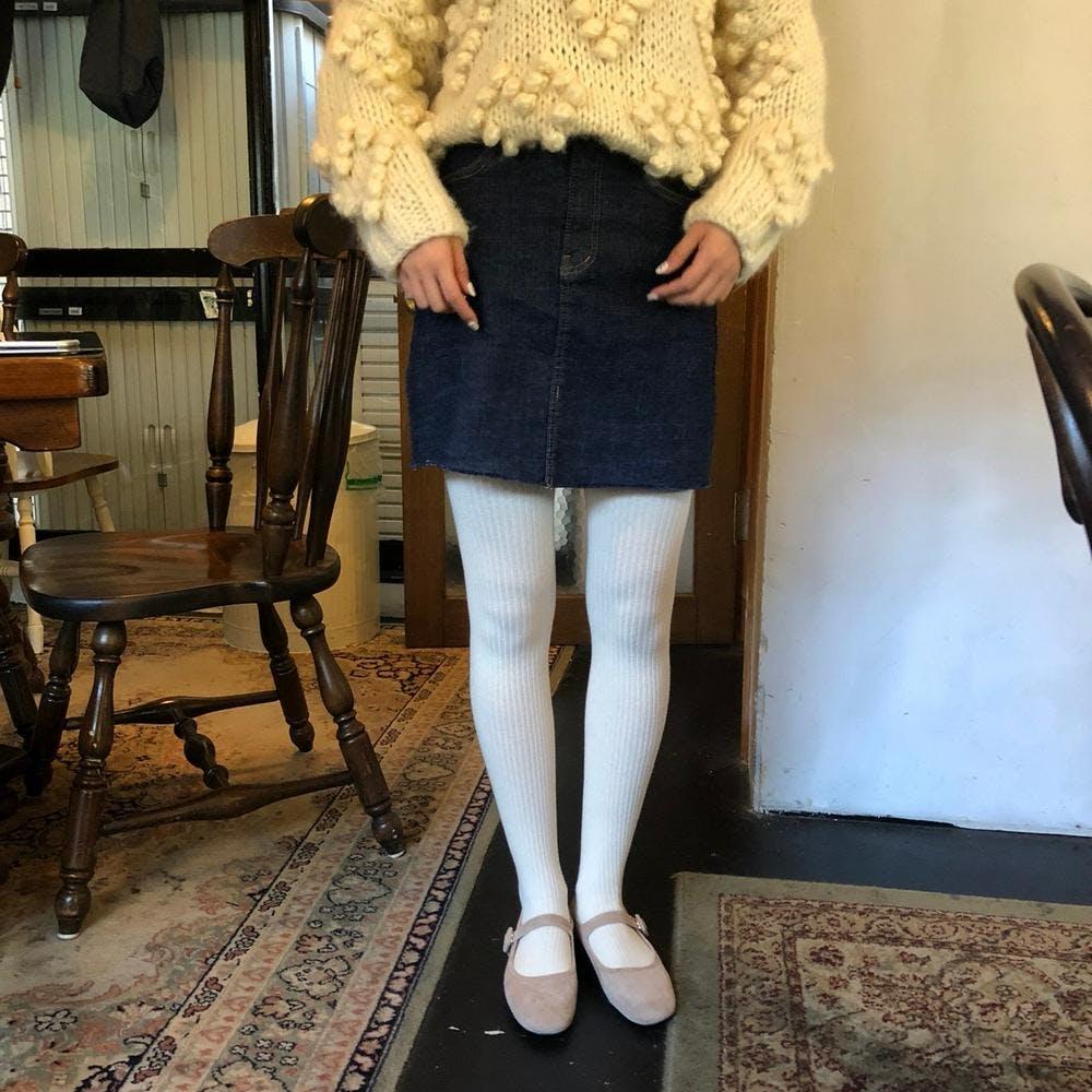 knit tights