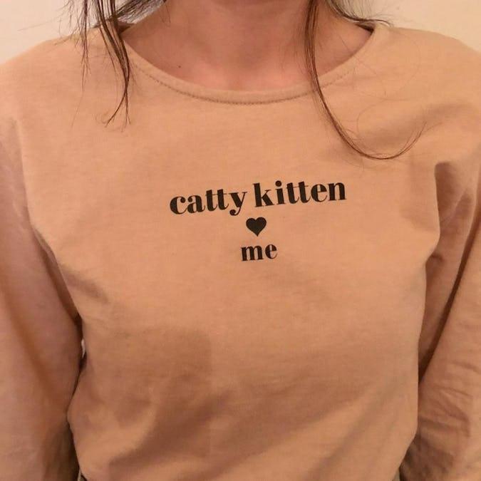 catty long T