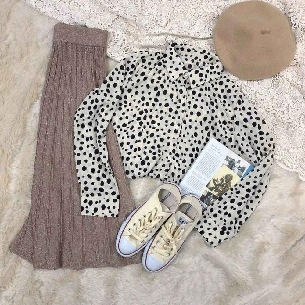 dalmatian blouse-0