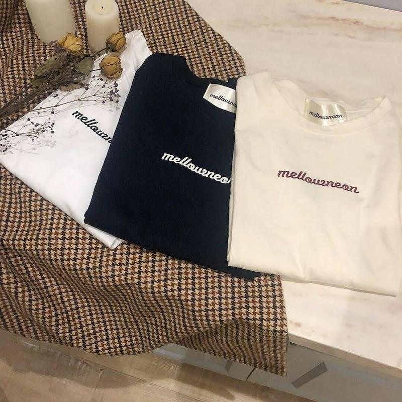 メロウTシャツの画像2枚目