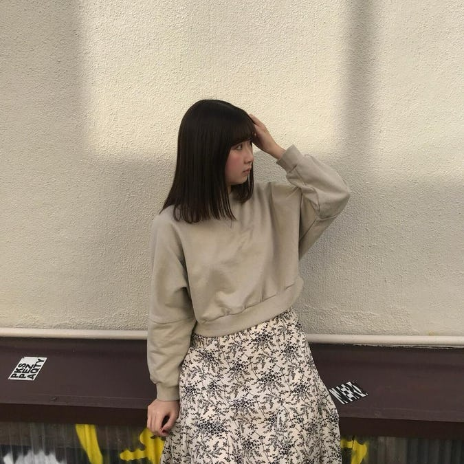 short pullover by NaNaSe