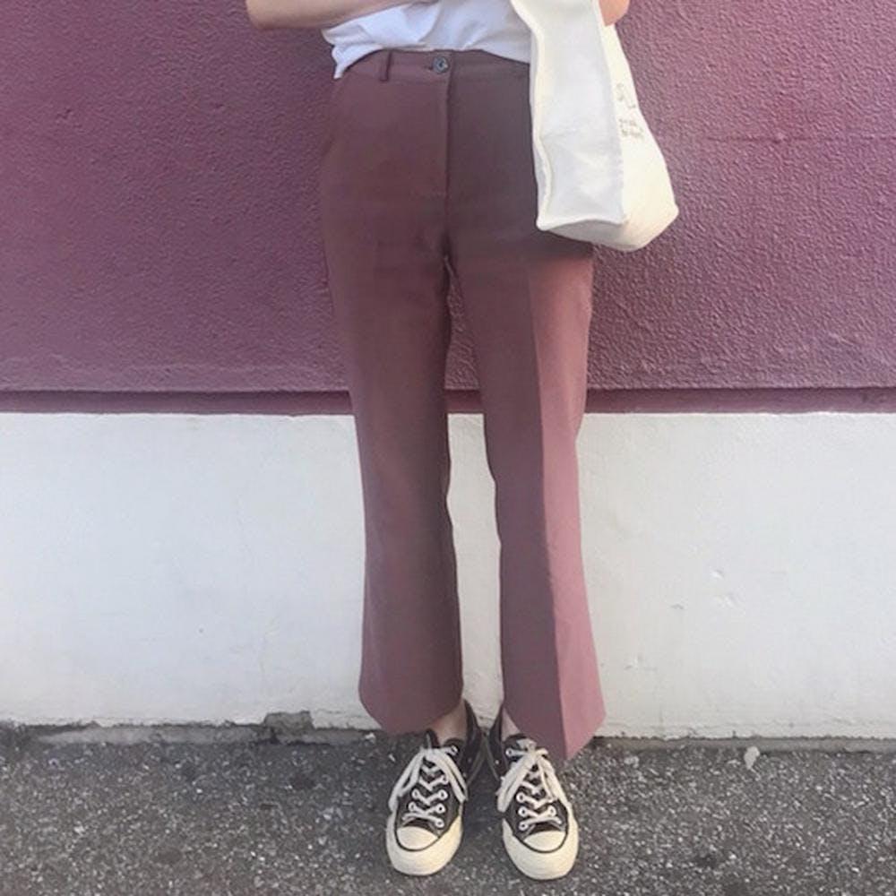 【4/17~順次発送】grape pants-0