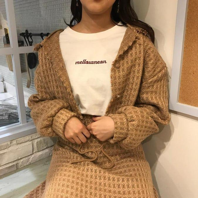 waffle skirt