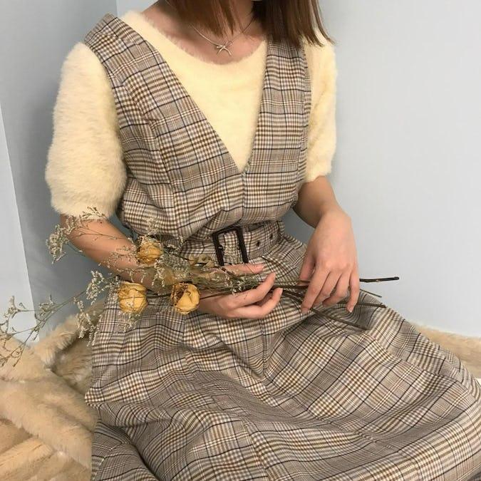 fur fur knit
