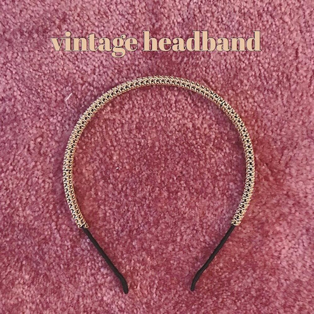 vintage headband-0