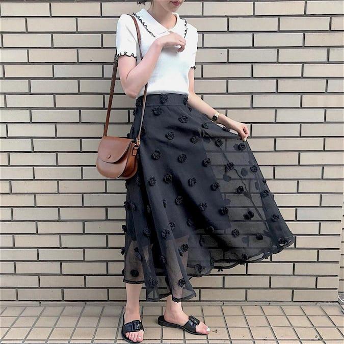 ponpon skirt-0