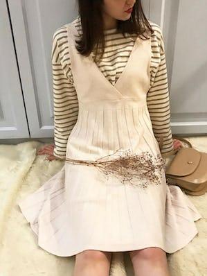 knit vest op