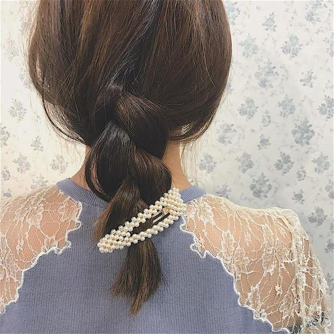 big pearl pin
