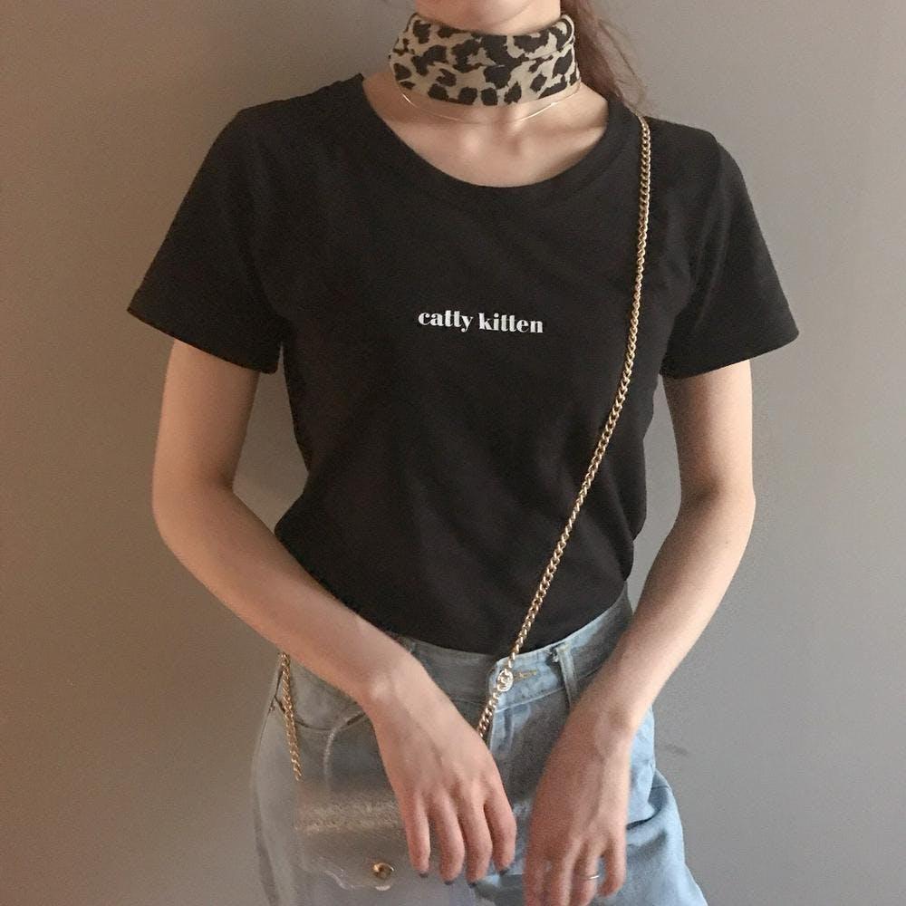 catty t-shirts
