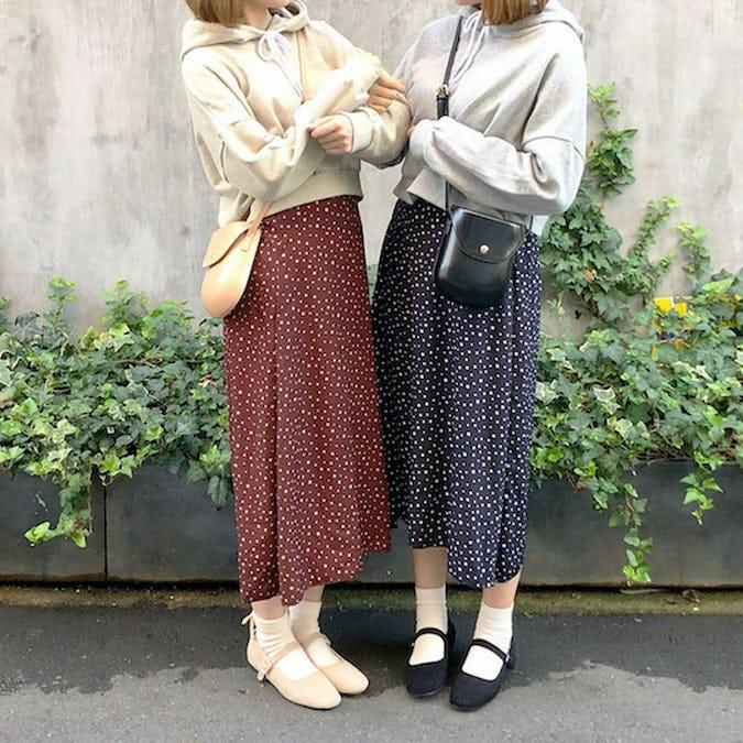 dorothy dot skirts-0