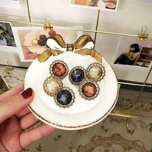 antique jewel pierce