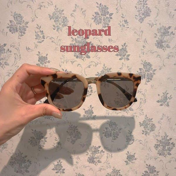 leopard sunglassesの画像11枚目