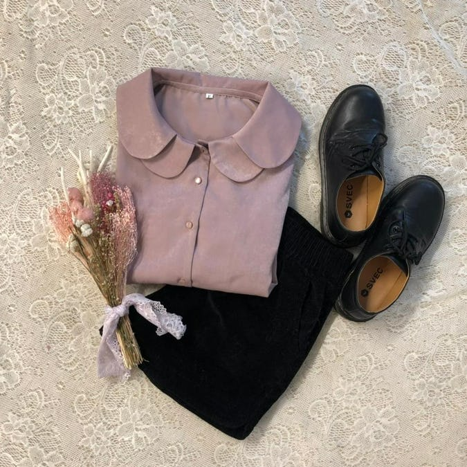 flower cara blouse