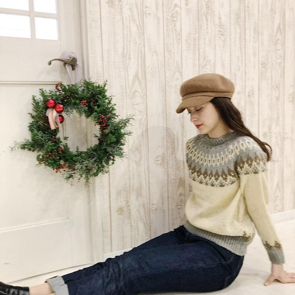 nordic knit-0