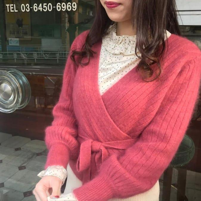 mohair love knit