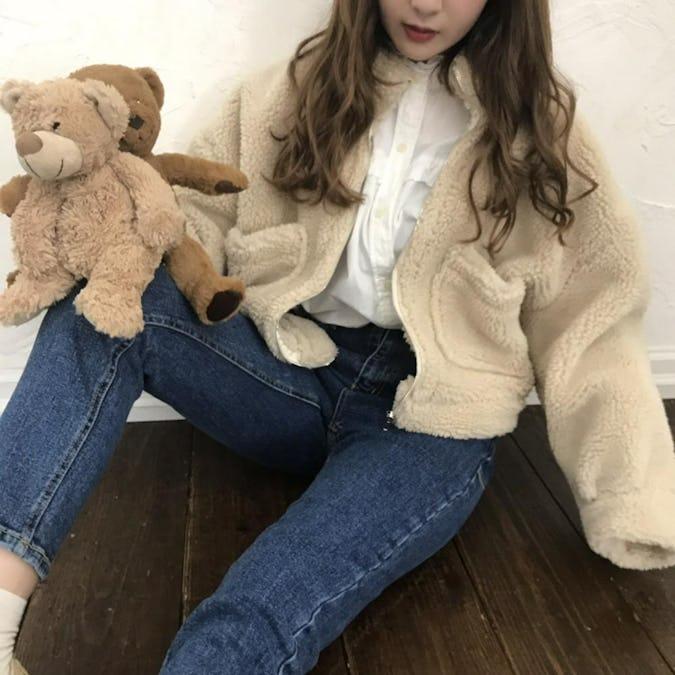 Baby bear JK