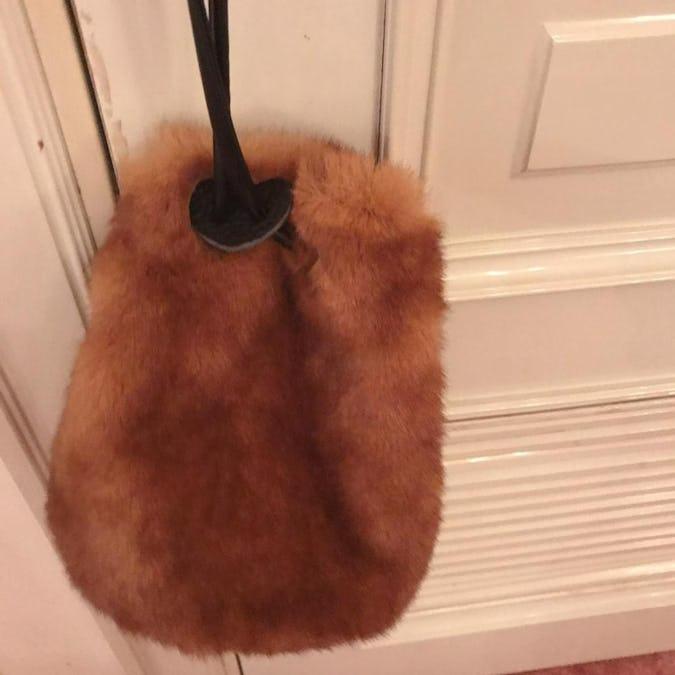 heart animal bag