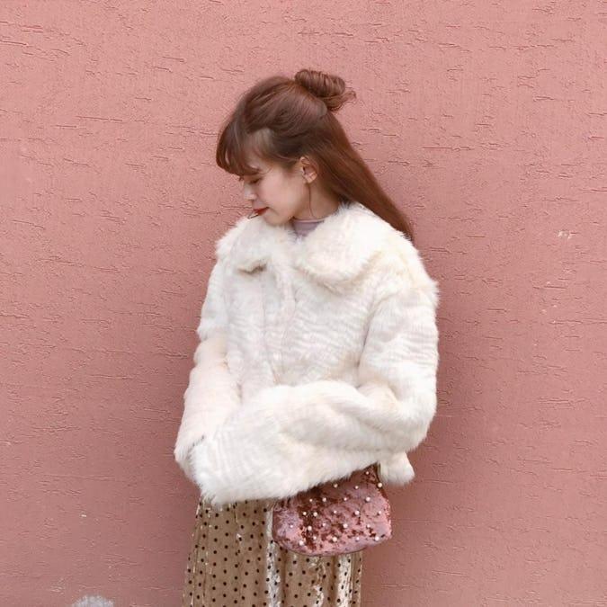 catty fur coat