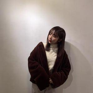 choco fur coat