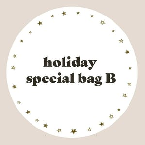 holiday special bag B