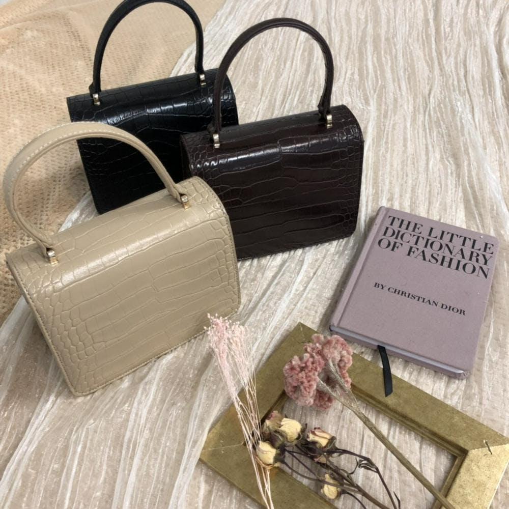 【5/14~順次発送】leather bag