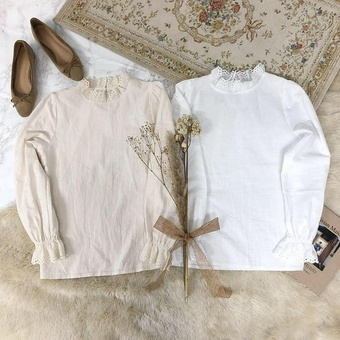 honey blouse-0