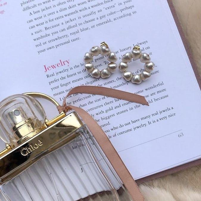 lovely pearl pierce