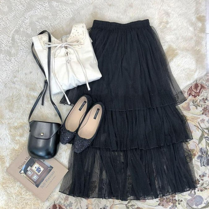 cancan tulle sk