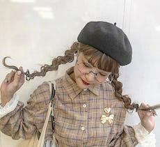 """""""メガネ""""でお洒落にイメチェン♡"""