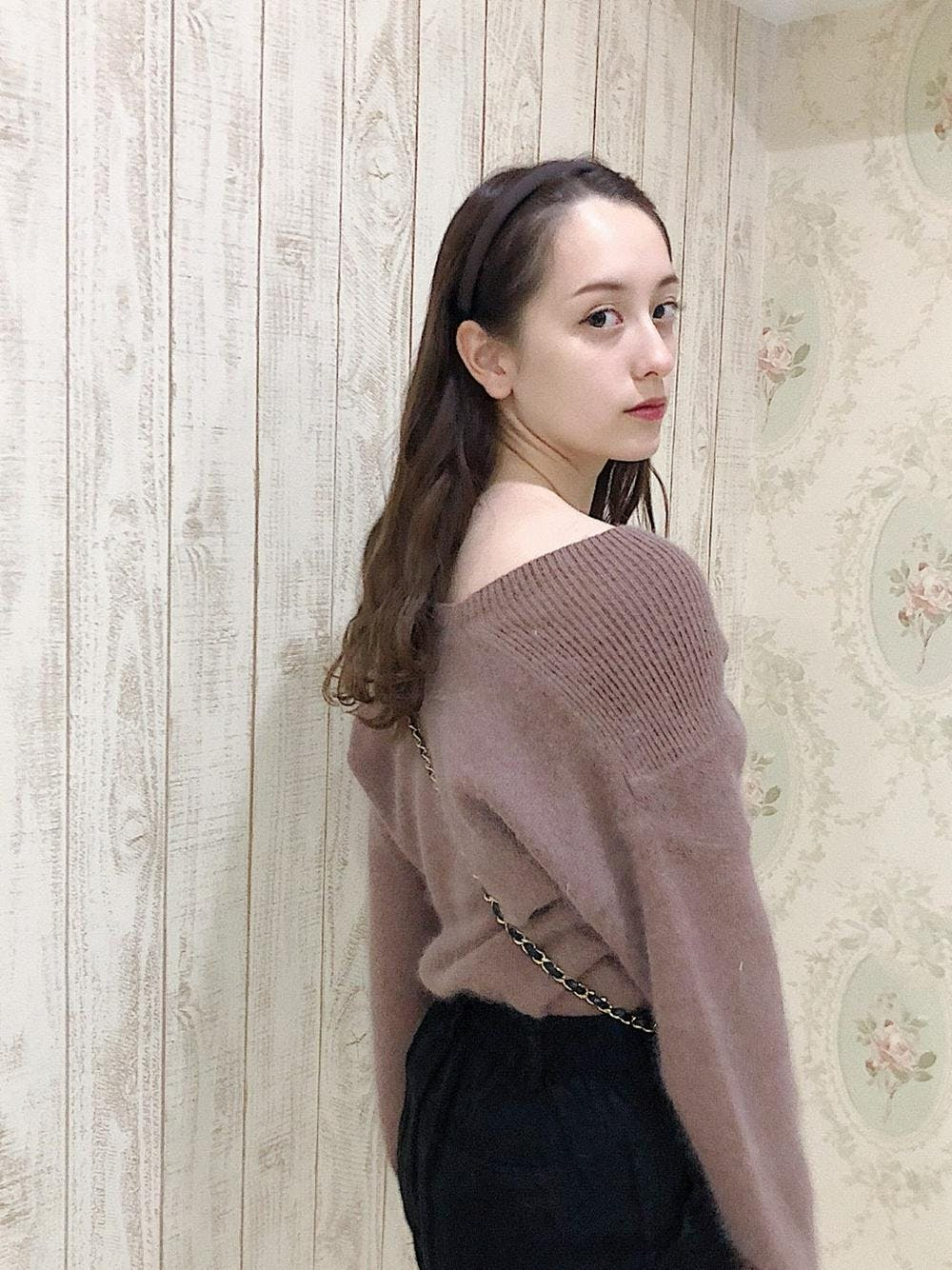 dusty pink off knit-0