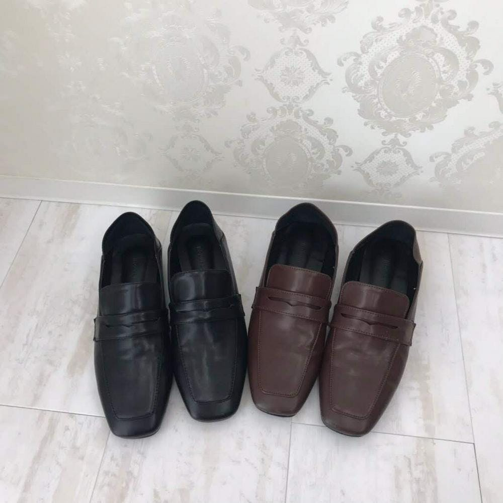2way square loafer-0