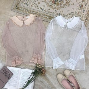 mellow's lace inner