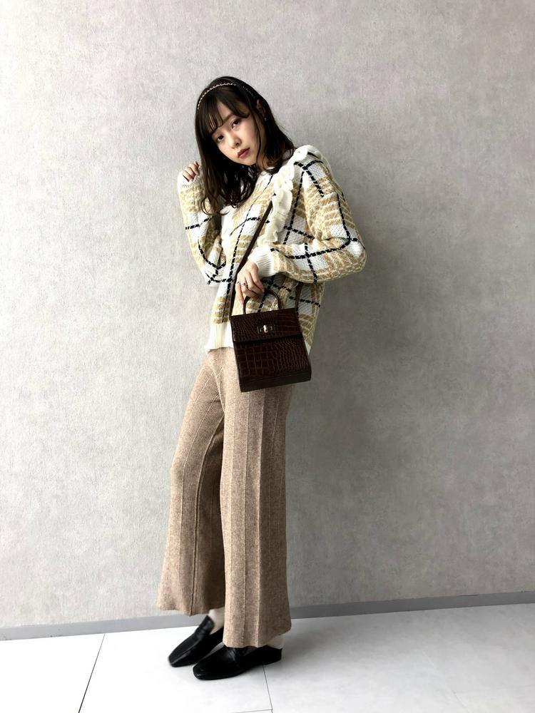 knit pants-0