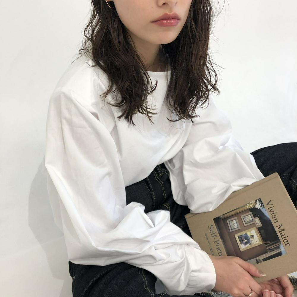 【4/24~順次発送】volume blouse-0