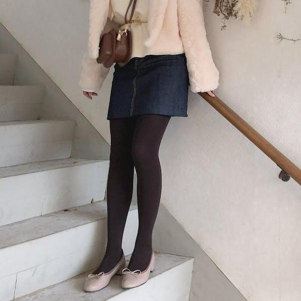 ベーシックデニムスカートの画像8枚目