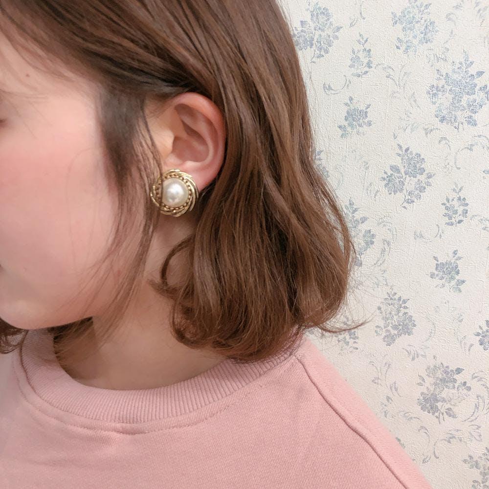 lolipop earring