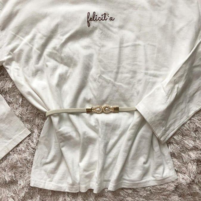 pearl elastic belt-0